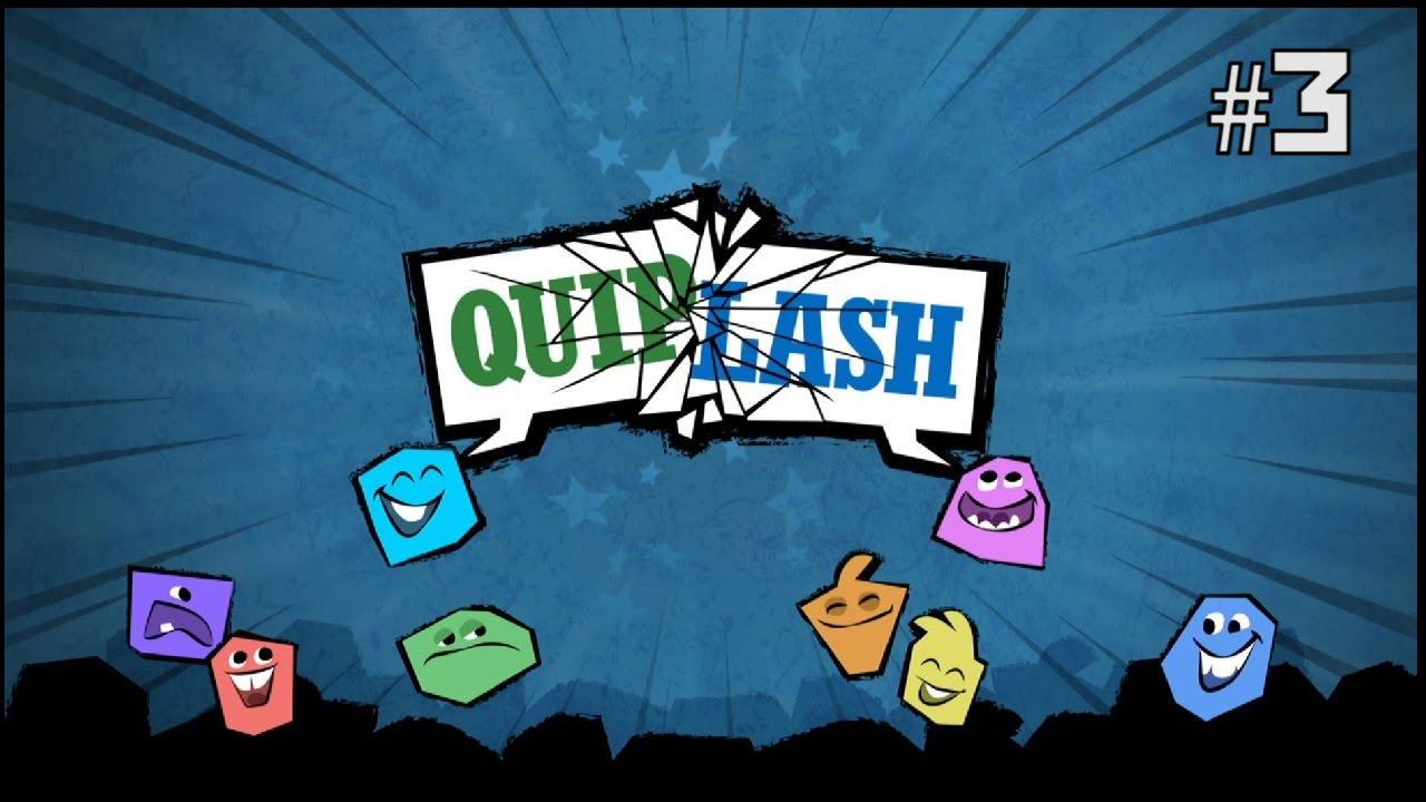 Twitch Livestream | Quiplash w/Chat Part 3 - YouTube