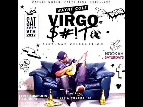 Wayne Cole VIRGO $!T Birthday Celebration