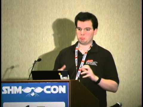 Shmoocon 2013 - Identity Based Internet Protocol
