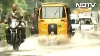 Rain Starts Again In Chennai, Schools To Stay Closed Tomorrow