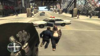 Grand Theft Auto IV Mission 13  Crime and Punishment