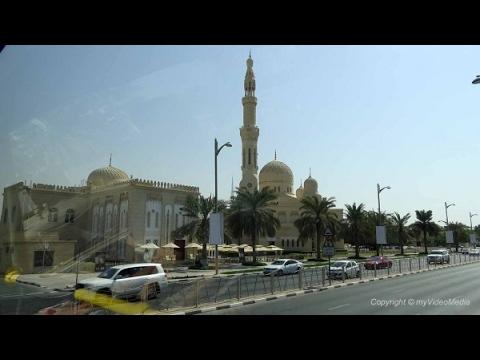 How you see driving Jumeirah rod Dubai UAE