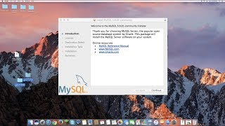 How To Install MySQL on Mac OS X