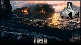 World of Warships - JAPAN: Fuso [ deutsch | gameplay ]