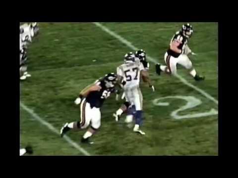 Marcus Robinson 2000 Chicago Bears highlights