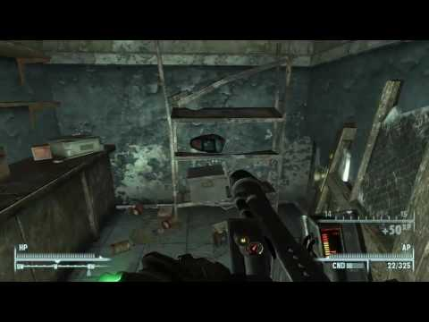 Let's Play Fallout 3: Broken Steel 12 - Vault-tec Assisted Targeting System go!