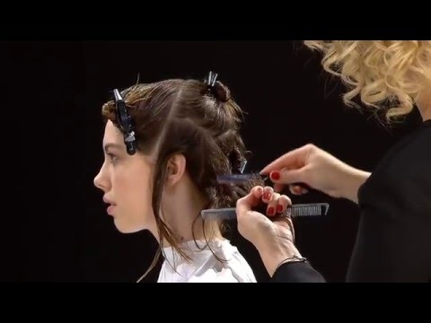 Medium Haircut And Rich Chocolate Hair Color Youtube