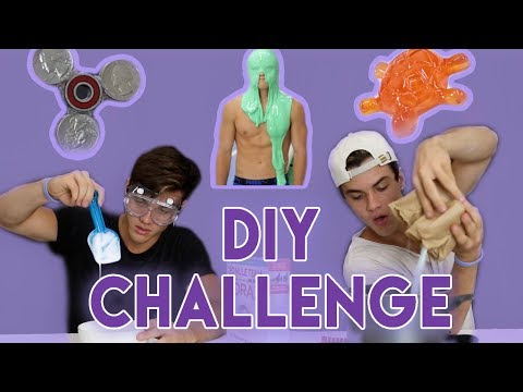 Download Youtube: DIY Challenge!