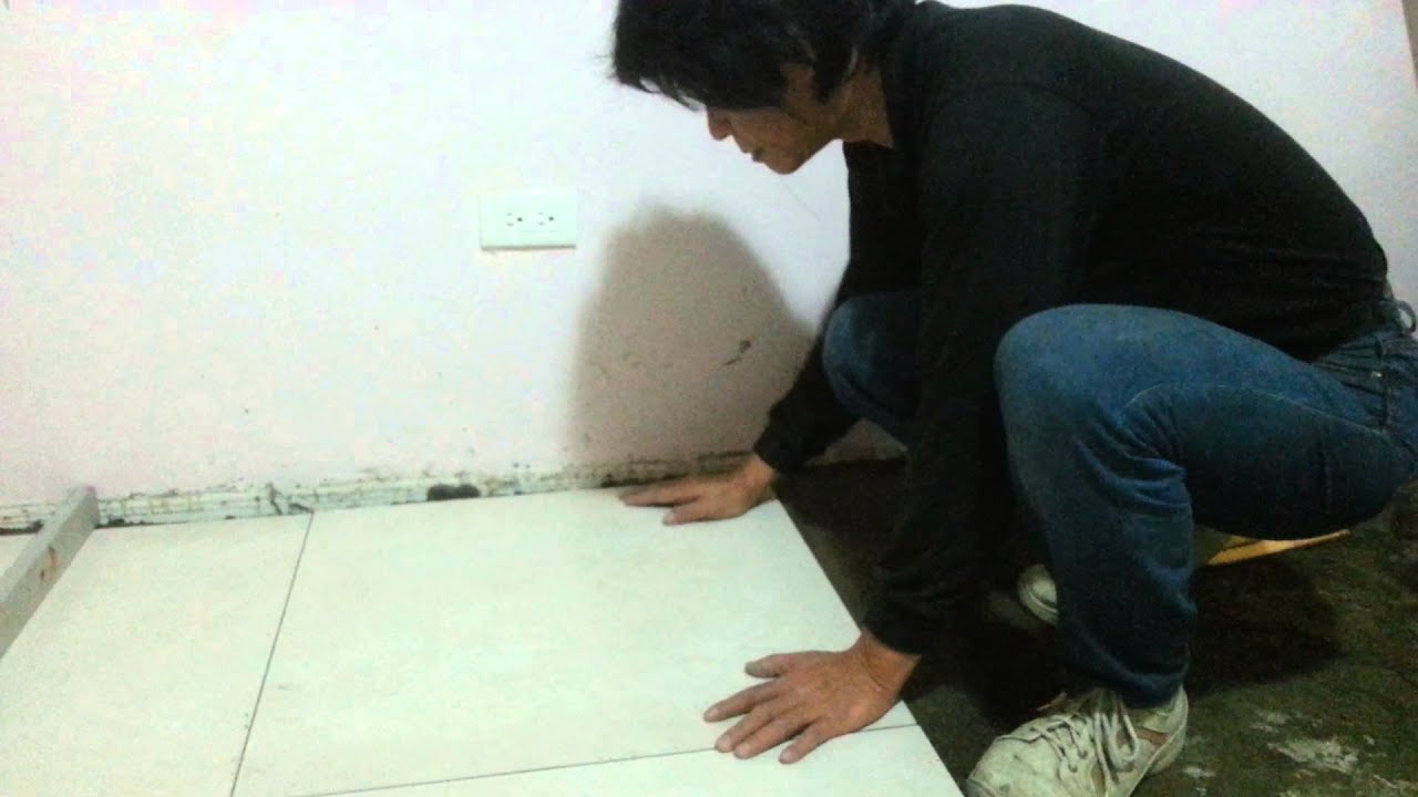 Marble tile floor installation process part 3 youtube dailygadgetfo Gallery