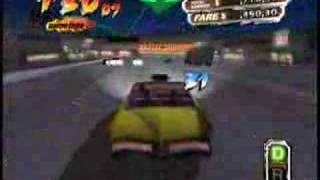 Crazy Taxi 3: High Roller Review
