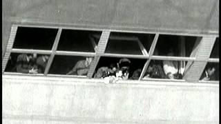 The Hindenburg Explodes (1937)