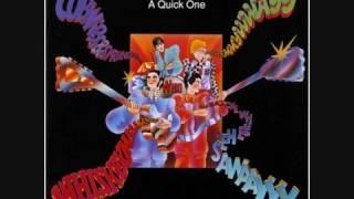 The Who - Cobwebs And Strange