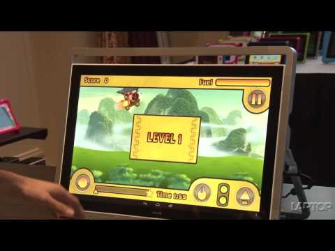 Video: Kids get their own tablets, with parents in control