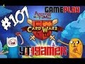 Card Wars - Adventure Time - Gameplay HD 1080 - Iphone / Ipad / iOS Universal - Quest 107