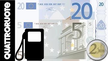 Test di consumo: quanti chilometri si fanno con 27 euro?