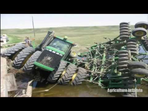 TRACTOR CRASH AND FAIL 2013 for Compilation HD
