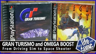 Gran Turismo / Omega Boost :: Before & After - MY LIFE IN GAMING