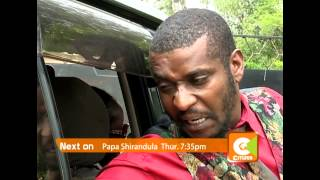 NEXT ON: Papa Shirandula
