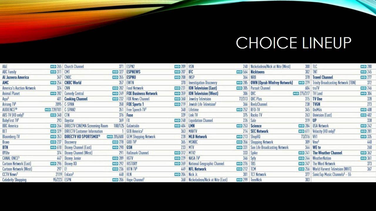 Travel Channel Schedule Directv | Yoktravels com