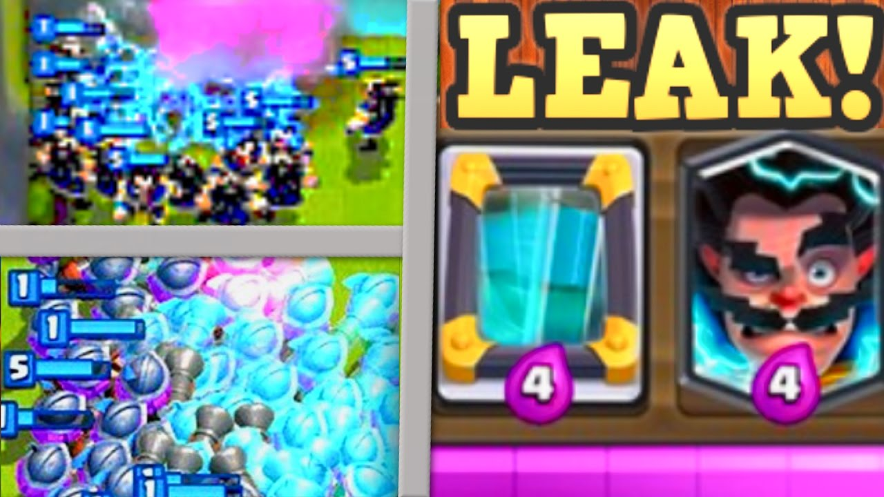 Clone Clash Royale Card