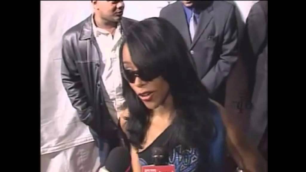 5bdc60fefb Aaliyah MTV Icon Interview - YouTube