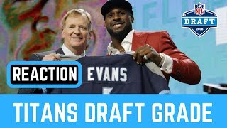 tennessee titans draft grade 2018 nfl draft recap and analysis