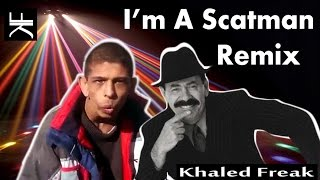 Gipsy Rapper - I'm A Scatman Remix