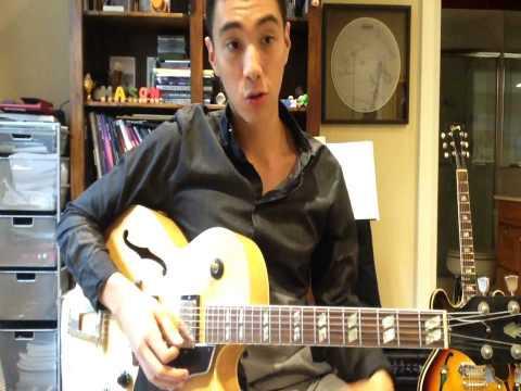 Guitarist Mason Sacks Studies With Tony Cimorosi