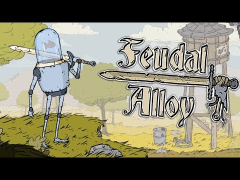 Feudal Alloy - Futuristic Medieval Fish Fighting Action!