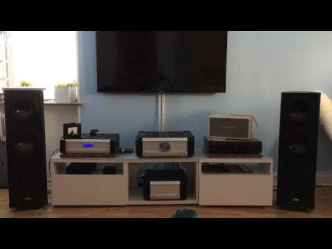 musical fidelity kw 550. Musical fidelity A1008 cd. And Mr cohen.