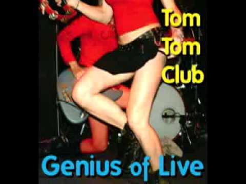 "Tom Tom Club -  ""Wordy Rappinghood"" (Live)"