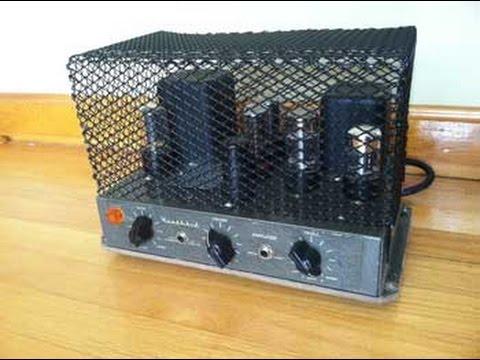 how to make a tube guitar amp
