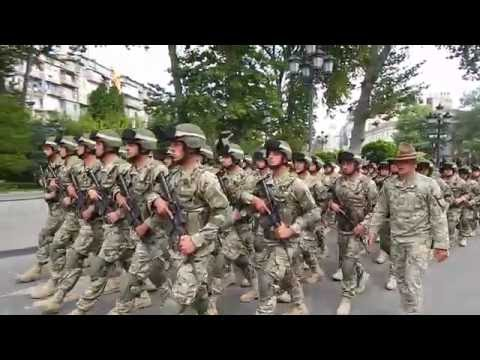 26.05.2016 - Georgia Marks Independence Day