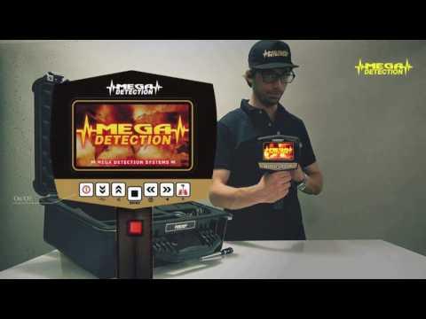 MEGA SCAN PRO | Gold & Treasures Detectors | User Video