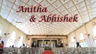 Anitha & Abhishek - The Moment Thumbnail