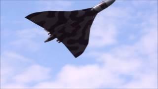 VULCAN XH558  - Herne Bay Airshow 2015