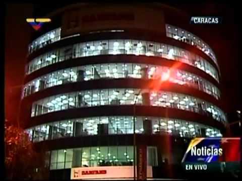 THE NEWS     Inaugurado Banfanb en Caracas
