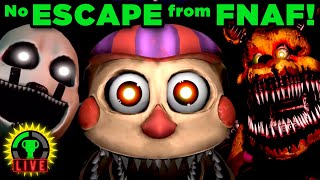 A FNAF Escape Room! | The Glitched Attraction (Five Nights At Freddy's Fan Game)