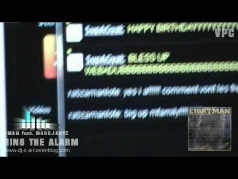 8man feat. Moudjahyz - Ring the alarm - Mfamily show 6-1-12