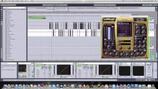 How to make Glitch Hop (Part2) Basslines