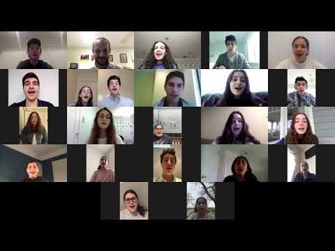 Shira Chadasha by Yeshivah of Flatbush Joel Braverman High School Choir