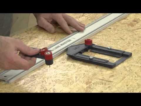 kwb line master оснастка для прямой и криволинейной резки