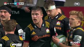 2018 Super Rugby Round 15: Chiefs vs Waratahs