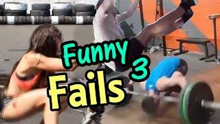Funny Fails 3 - TikTok Compilation || Funny Videos