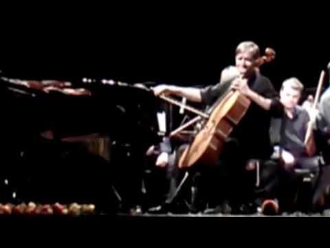 The Swan by Camille Saint-Saëns, Paul Fleury, cello