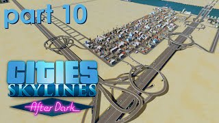 Roundabout Family (Cities: Skylines - Uncut Gameplay - PC - Part 2.10)