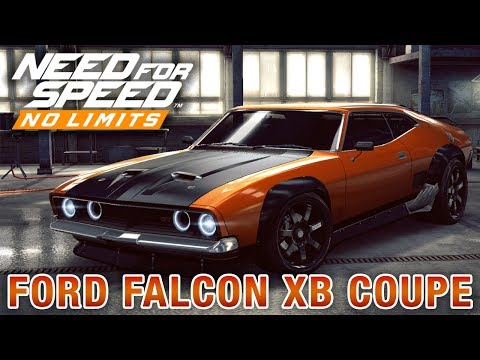 Need for Speed: No Limits - Ford Falcon XB Coupe (ios) #48