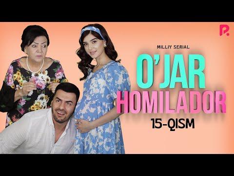 O'jar Homilador 15-qism (milliy Serial) | Ужар хомиладор 15-кисм (миллий сериал)