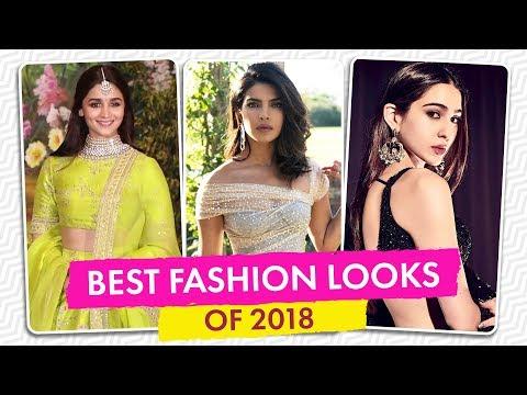 Alia Bhatt, Deepika Padukone, Priyanka Chopra: Best Fashion Looks of 2018| Pinkvilla| Fashion