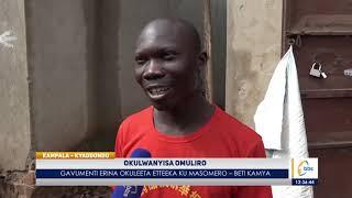 Beti Olive Namisango ayagala wassibwewo eteeka ku masomero